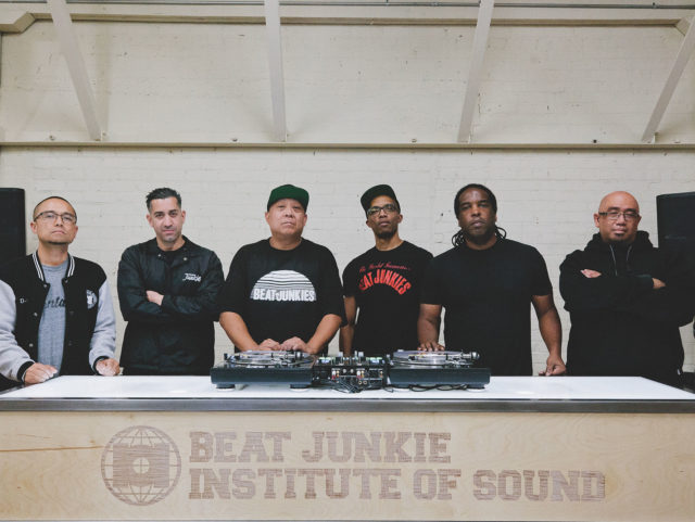 The Beat Junkies picture
